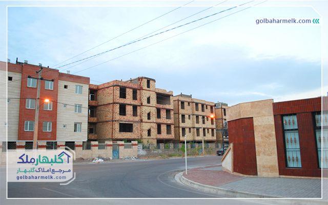 مسکونی محله 7 گلبهار