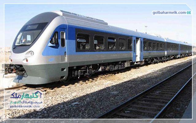 اوراق مشارکت قطار مشهد گلبهار