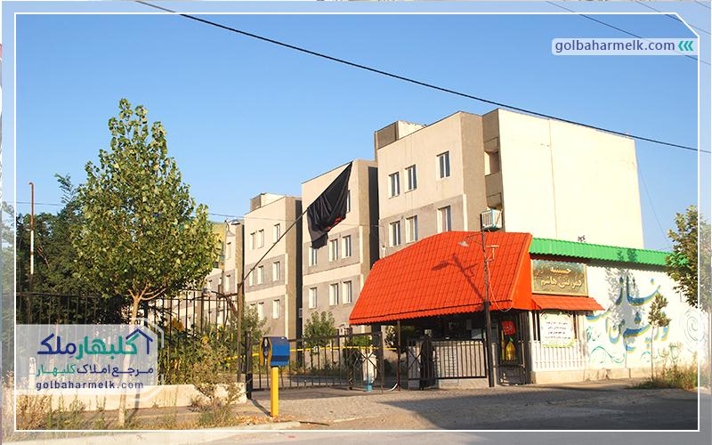 مجتمع سلمان فارسی محله 10 گلبهار