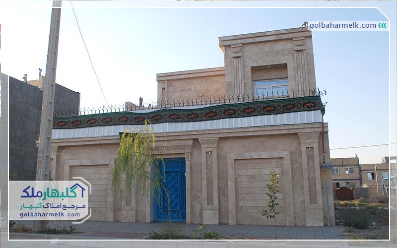 مسکونی ویلایی محله 10 (جنت) گلبهار